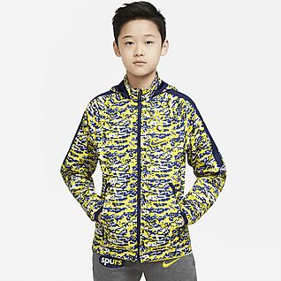 Tottenham Hotspur AWF Older Kids' Football Jacket