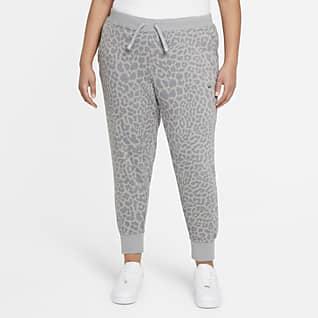 Nike Dri-FIT Get Fit Women's Printed Training Pants (Plus Size)