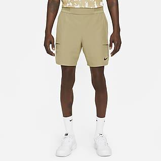 NikeCourt Dri-FIT Advantage Calções de ténis para homem