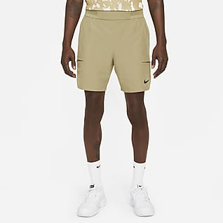 NikeCourt Dri-FIT Advantage Shorts de tenis de 18 cm para hombre