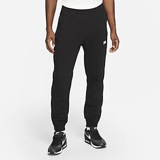 Nike F.C. Voetbalbroek van fleece voor heren