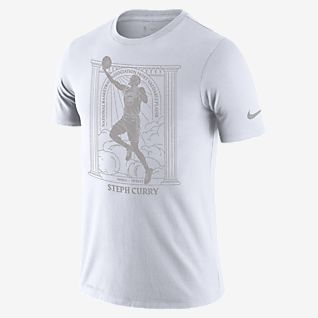 Stephen Curry Warriors MVP Men's Nike Dri-FIT NBA T-Shirt