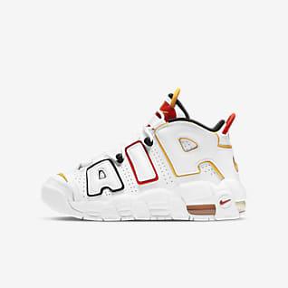 Nike Air More Uptempo Big Kids' Shoe