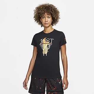 "Nike Dri-FIT ""Just Do It"" Women's Basketball T-Shirt"