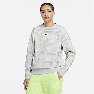 Nike Sportswear Damska bluza do tańca z dzianiny