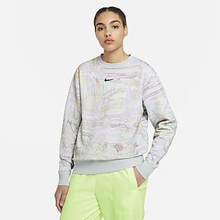 Nike Sportswear Sudadera de felpa de danza para mujer