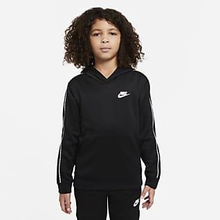 Nike Sportswear Belebújós kapucnis pulóver nagyobb gyerekeknek (fiúknak)