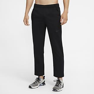 Nike Dri-FIT Męskie spodnie treningowe z dzianiny