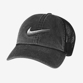 Nike Sportswear Heritage 86 Swoosh Trucker Cap