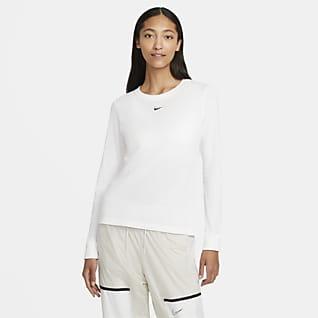 Nike Sportswear Långärmad t-shirt för kvinnor