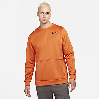 Nike Therma Trainings-Rundhalsshirt für Herren