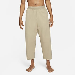 Nike Yoga Dri-FIT Ανδρικό παντελόνι crop