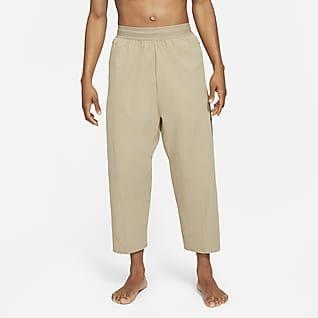 Nike Yoga Dri-FIT Avkortet bukse til herre