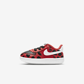 Nike Force 1 SE Baby Crib Shoe