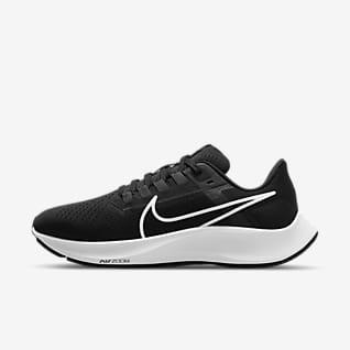 Nike Air Zoom Pegasus 38 Hardloopschoen voor dames (breed)
