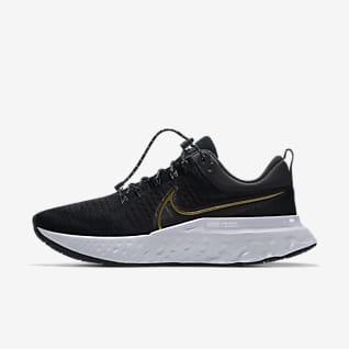 Nike React Infinity Run Flyknit 2 By You Løpesko for vei til dame