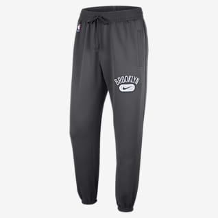 Brooklyn Nets Spotlight Calças NBA Nike Dri-FIT para homem