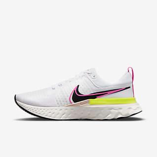 Nike React Infinity Run Flyknit 2 Løpesko for vei til herre