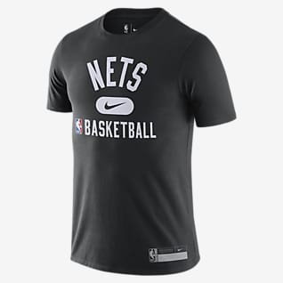 Brooklyn Nets Nike Dri-FIT NBA-T-Shirt für Herren