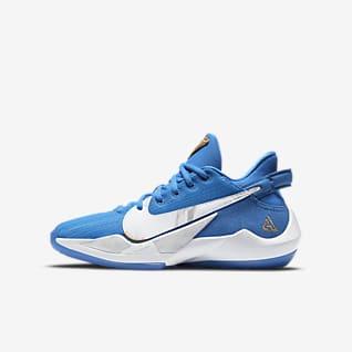 Freak 2 SE Big Kids' Basketball Shoes