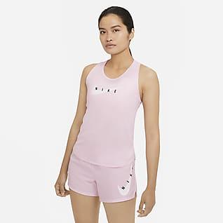 Nike Swoosh Run เสื้อกล้ามวิ่งผู้หญิง