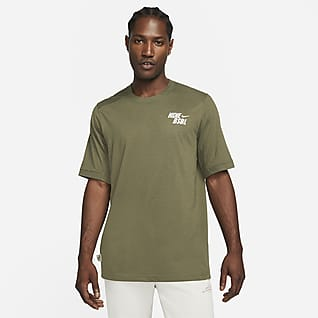 Nike Dri-FIT Flux Men's Short-Sleeve Baseball Top