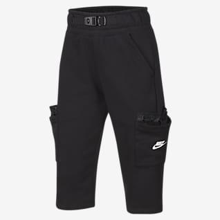 Nike Sportswear Pantalones cargo para niña talla grande