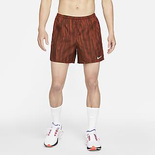 "Nike Challenger Wild Run 男款 5"" 襯裡跑步短褲"