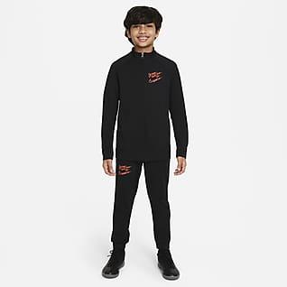 Nike Dri-FIT Kylian Mbappé Older Kids' Football Track Suit