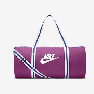 Nike Heritage Bolso de lona de entrenamiento