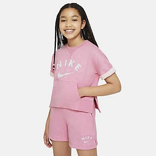 Nike Sportswear Camiseta para niña talla grande