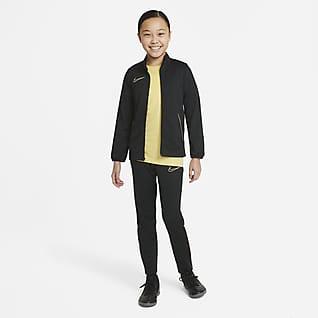 Nike Dri-FIT Academy Stickad fotbollstracksuit för ungdom