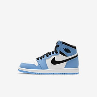 Jordan 1 Retro High OG Younger Kids' Shoe