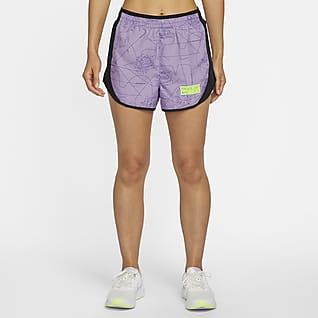 Nike Dri-FIT Tempo Luxe Berlin Gevoerde hardloopshorts voor dames