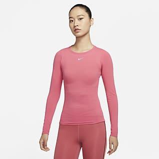 Nike Dri-FIT ADV Aura 女子长袖训练上衣