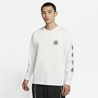 Nike 男子篮球长袖T恤