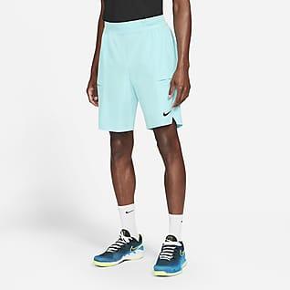NikeCourt Dri-FIT Advantage Calções de ténis de 23 cm para homem