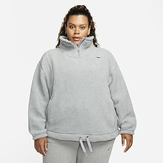 Nike Therma-FIT Women's Training Top (Plus Size)
