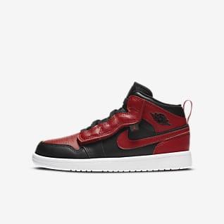 Jordan 1 Mid Chaussure pour Jeune enfant