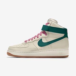 Nike Air Force 1 High By You Custom 女子运动鞋
