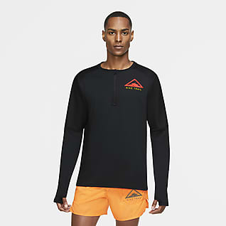 Nike Men's Long-Sleeve Trail Running Top