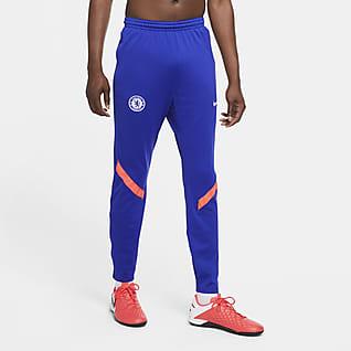 Chelsea F.C. Strike Men's Football Tracksuit Bottoms