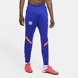 Chelsea FC Strike Pantalons de xandall de futbol - Home
