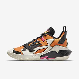 """Баскетбольные кроссовки Jordan """"Why Not?"""" Zer0.4 Баскетбольная обувь"""