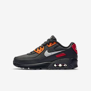 Nike Airmax Tavas 5.5Y Red big kids shoes Air Max