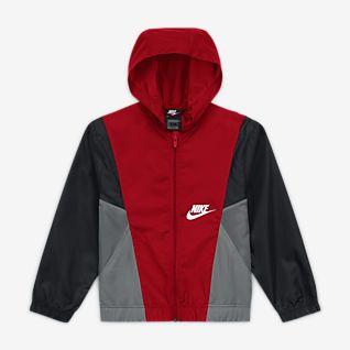 Nike Sportswear Veste tissée pour Garçon plus âgé