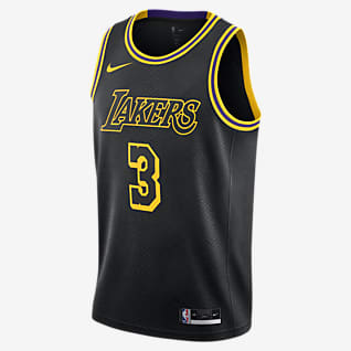 Anthony Davis Lakers Nike NBA Swingman 球衣