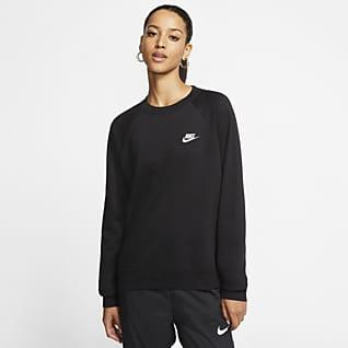 Nike Sportswear Essential Haut en tissu Fleece pour Femme