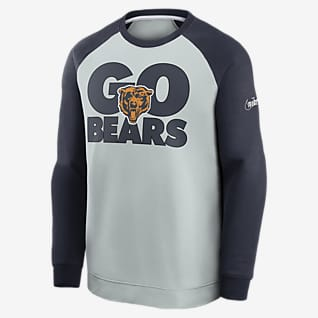 Nike Historic Raglan (NFL Bears) Men's Sweatshirt