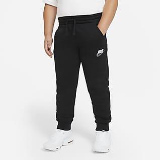Nike Sportswear Club Fleece Bukse til store barn (gutt) (utvidet størrelse)